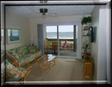 Living Room Meets the Atlantic Ocean!